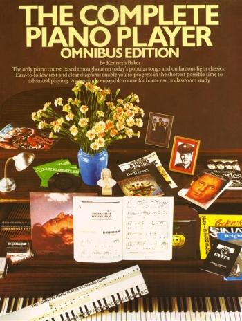 Complete Piano Player: Omnibus Edition
