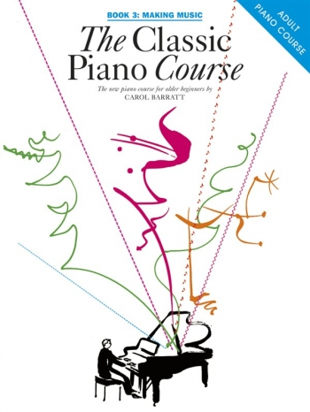 Classic Piano Course Book 3: Making Music