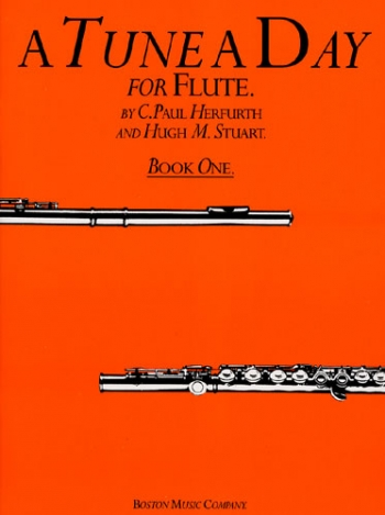Tune A Day Flute: Book 1 (Herfurth)