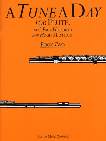 Tune A Day Flute: Book 2 (Herfurth)