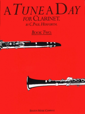 Tune A Day Clarinet Book Two (Herfurth)