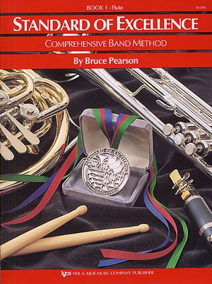 Standard Of Excellence: Comprehensive Band Method Book 1 Flute