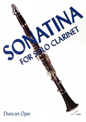 Sonatina: Clarinet Solo