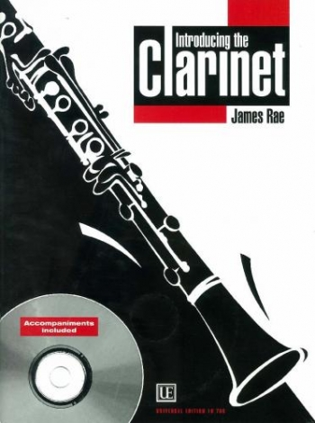 Introducing The Clarinet: Book & Cd (James Rae)