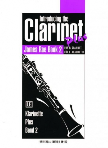 Introducing The Clarinet Plus 2 (James Rae)
