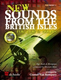 New Sounds From The British Isles: Violin Solo Or Duet