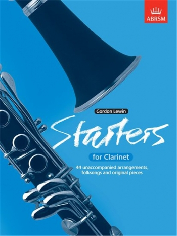 Starters For Clarinet: Studies (ABRSM)
