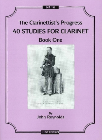 Clarinettists Progress: 1 (Reynolds)