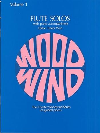 Flute Solos: Vol.1: Flute & Piano (wye)