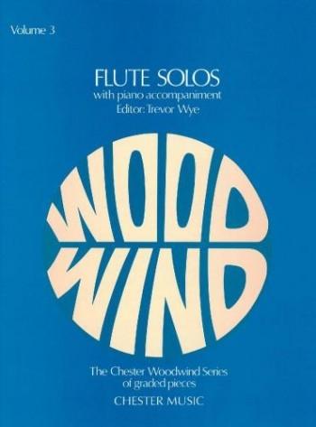 Flute Solos: Vol.3: Flute & Piano (wye)