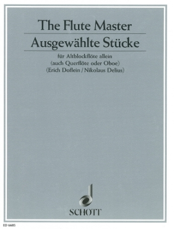 Flute Master Ausgewahlte Stucke