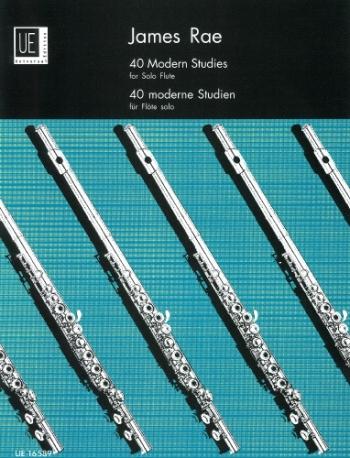 40 Modern Studies: Flute (James Rae)