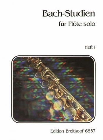 Studies: Vol 1: No 1-12: Flute (Breitkopf)