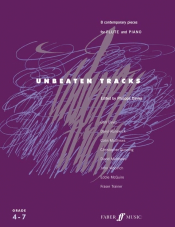 Unbeaten Tracks: Flute & Piano
