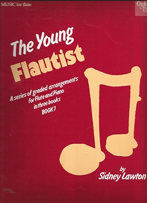 Young Flautist The: Flute: Vol 1: Flute & Piano (Lawton)
