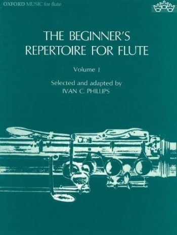 Beginners Repertoire: Book 1: Flute & Piano