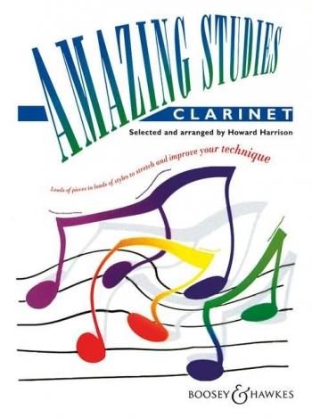 Amazing Studies: Clarinet Solo