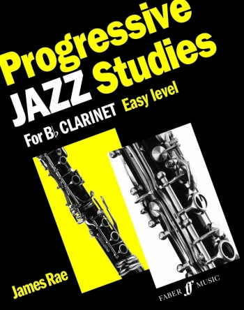 Progressive Jazz Studies Easy: Clarinet (James Rae)