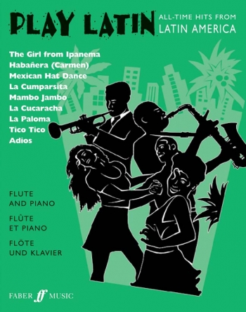 Play Latin: Flute & Piano