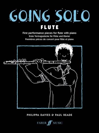 Going Solo: Flute & Piano (Davies & Reade}