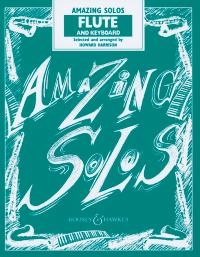 Amazing Solos: Flute & Piano (Harrison)