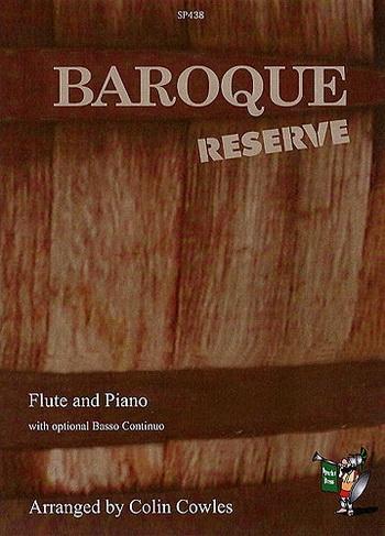Baroque Reserve: Flute & Piano