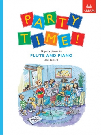 Party Time: Flute & Piano (ABRSM)