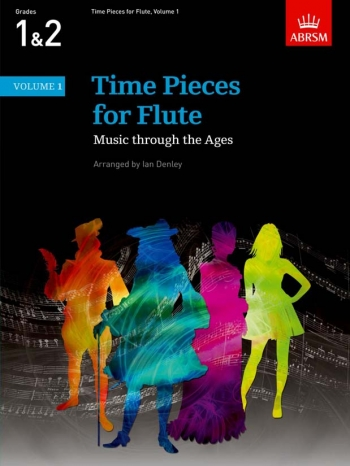 Time Pieces For Flute Vol.1 Flute & Piano (ABRSM)