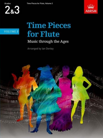Time Pieces For Flute Vol.2 Flute & Piano (ABRSM)
