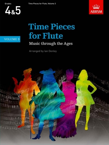 Time Pieces For Flute Vol.3 Flute & Piano (ABRSM)