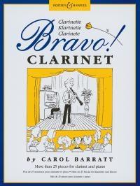 Bravo Clarinet And Piano (Barratt) (B&H)