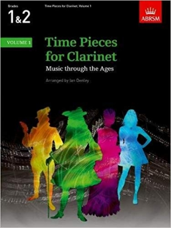 Time Pieces For Clarinet Vol.1: Clarinet & Piano (ABRSM)