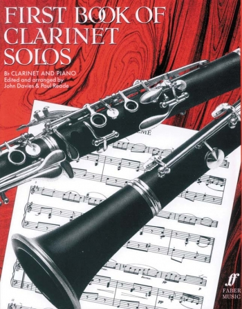 First Book Of Clarinet Solos: Clarinet & Piano (Harris & Davies)