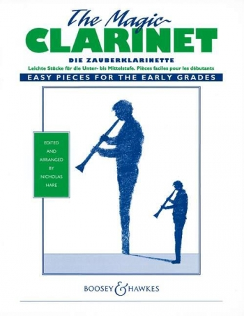 Magic Clarinet The: Clarinet & Piano