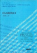 Scales and Arpeggio for Clarinet: Grades 1-8 (Sparke)