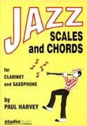 Jazz Scales And Chords: Saxophone: Scales