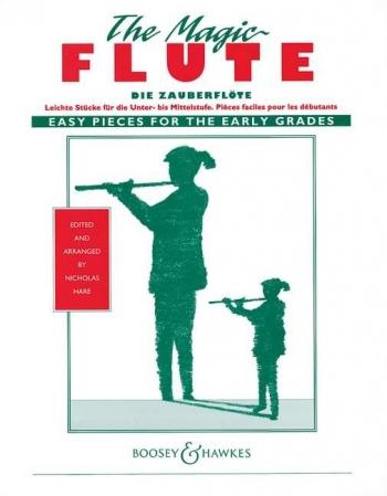 Magic Flute The: Flute & Piano (hare)