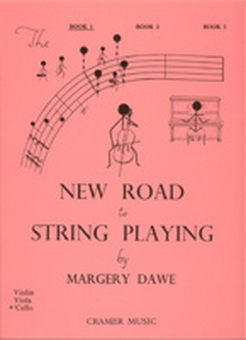 New Road To String Playing: 1: Cello