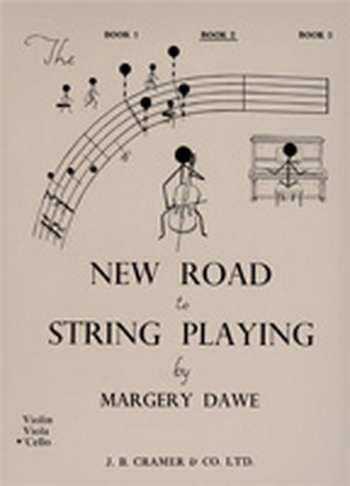 New Road To String Playing: 2: Cello