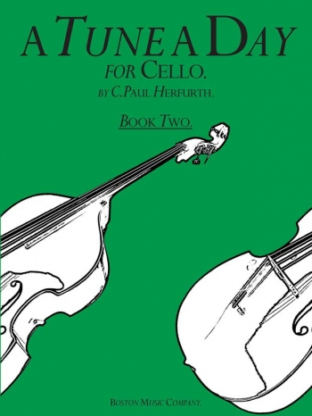 Tune A Day Cello: 2: Tutor (herfurth)