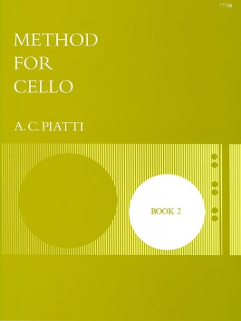 Method For Cello Book 2 (Stainer & Bell)