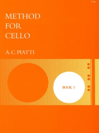Method For Cello Book 3 (Stainer & Bell)