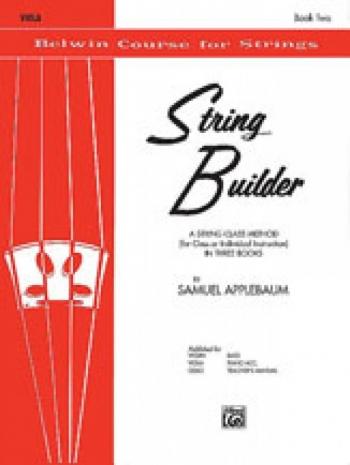 String Builder: 1: Cello(applebaum)