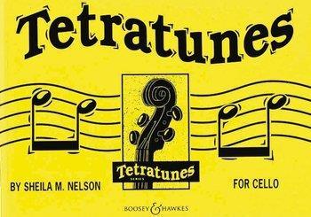 Tetratunes: Violoncello: Tutor  (nelson) (Boosey & Hawkes)