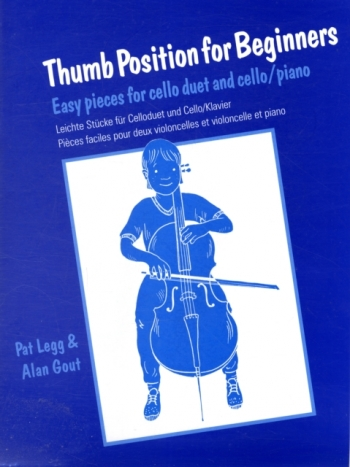 Thumb Position For Beginners: Cello (Faber)