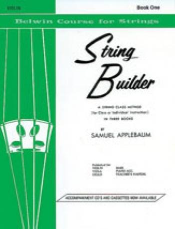 String Builder: 1: Violin
