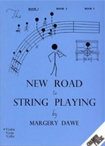 New Road To String Playing: Book 1: Violin