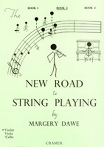 New Road To String Playing: Book 2: Violin