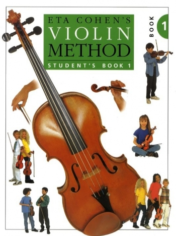 Eta Cohen Violin Method Book 1