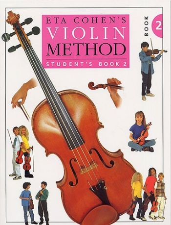 Eta Cohen Violin Method Book 2